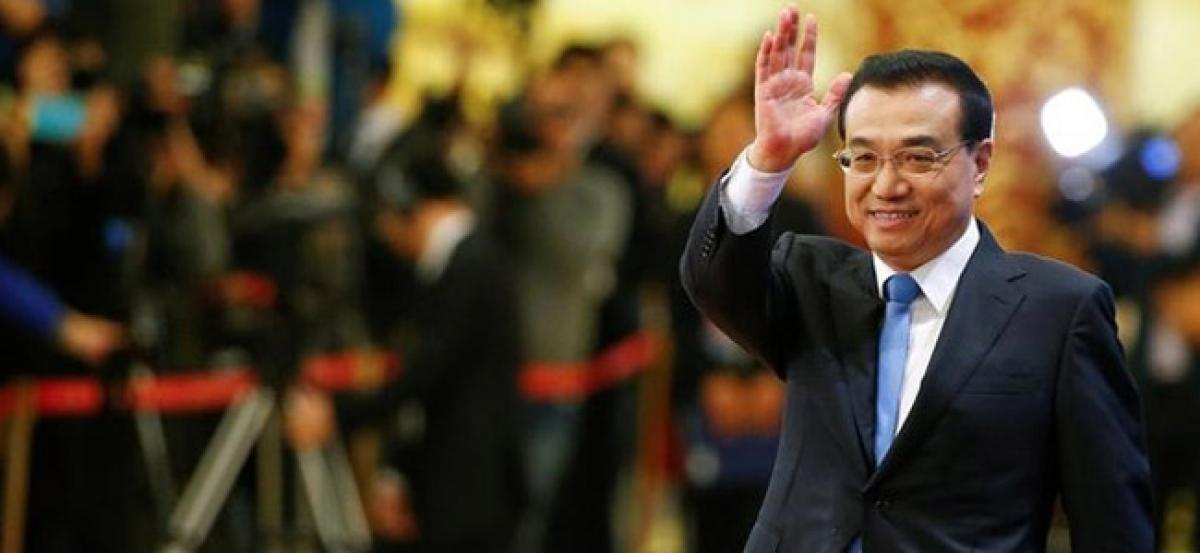 China Premier Li Keqiang reiterates country