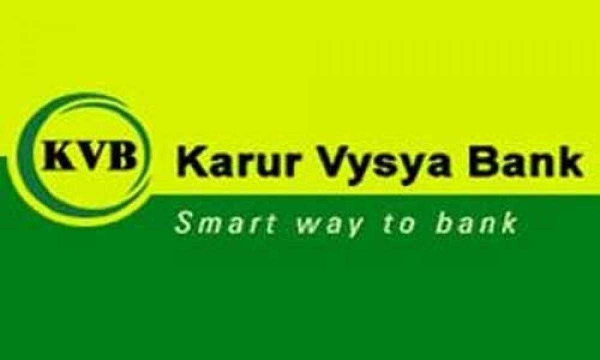 Karur Vysya Bank branch opened