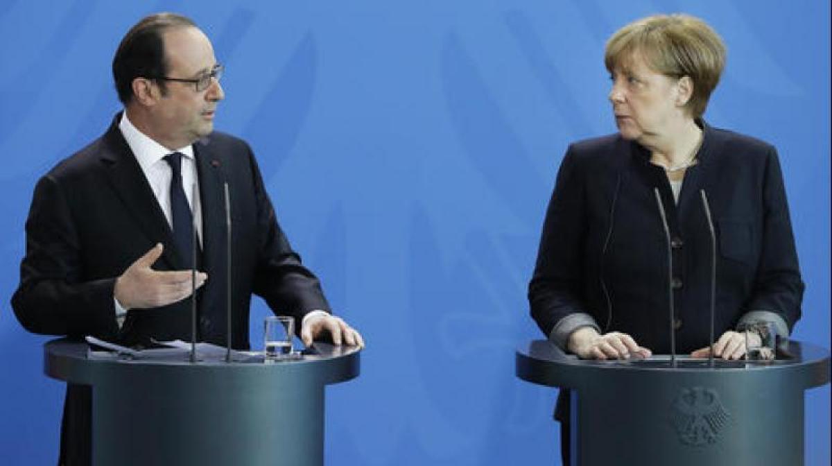 Francois Hollande says Trump rule poses