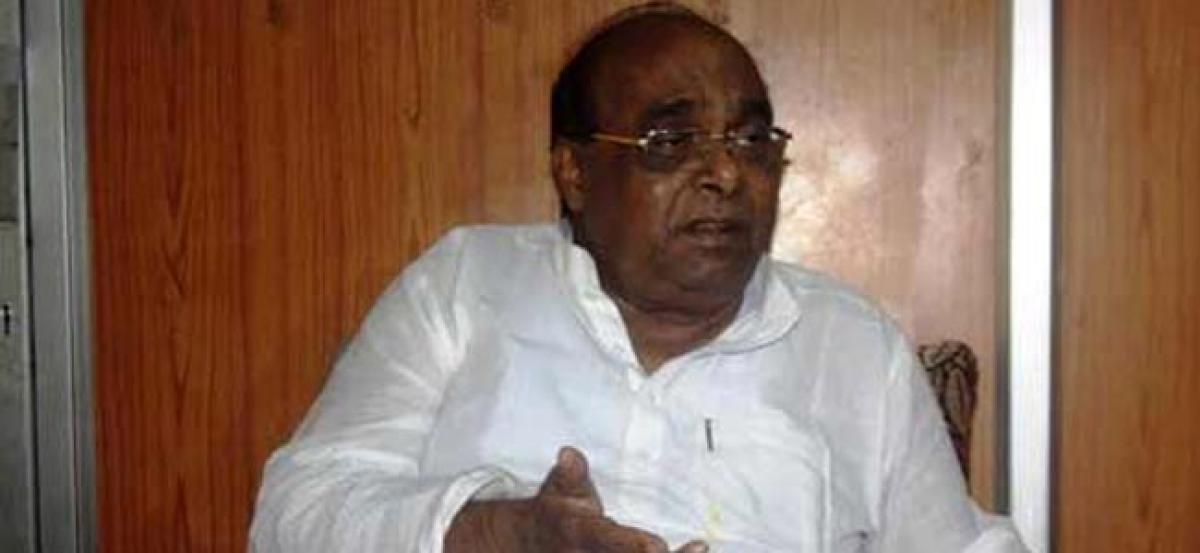 Odisha minister calls self inefficient & helpless