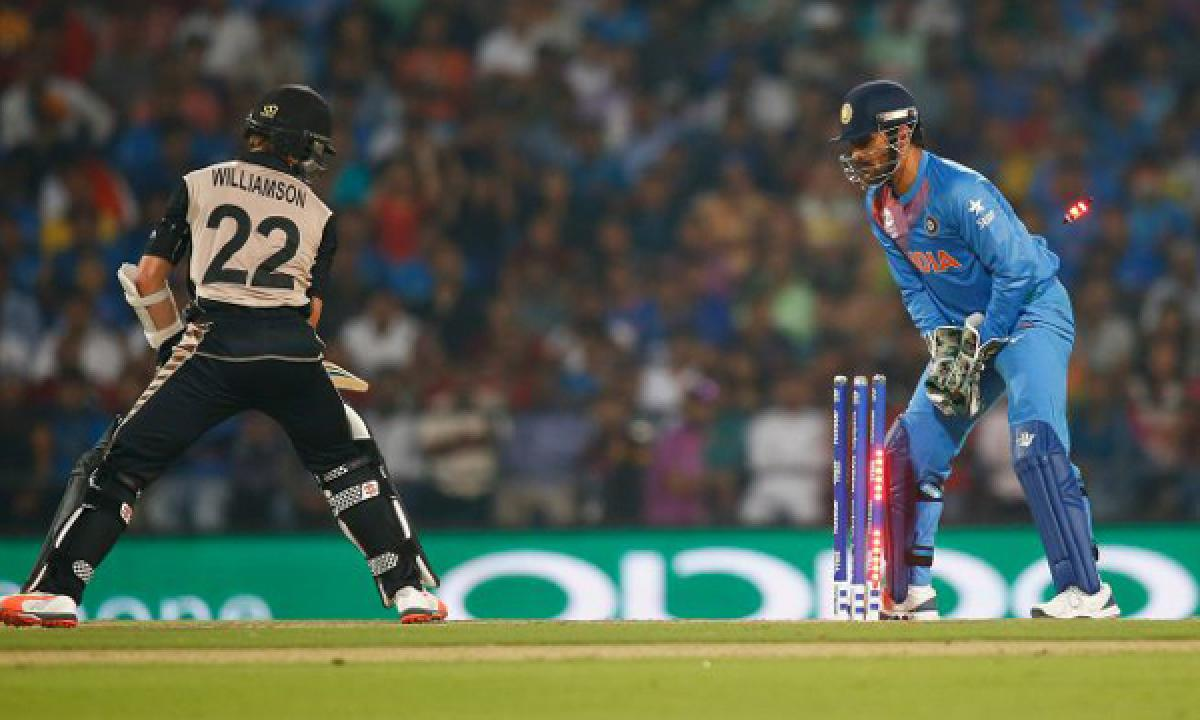 MS Dhonis brilliant return catch was a big moment in the match: Williamson