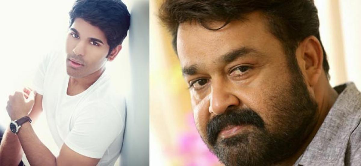 Sirish to make Malayalam debut with a Mohanlal-starrer