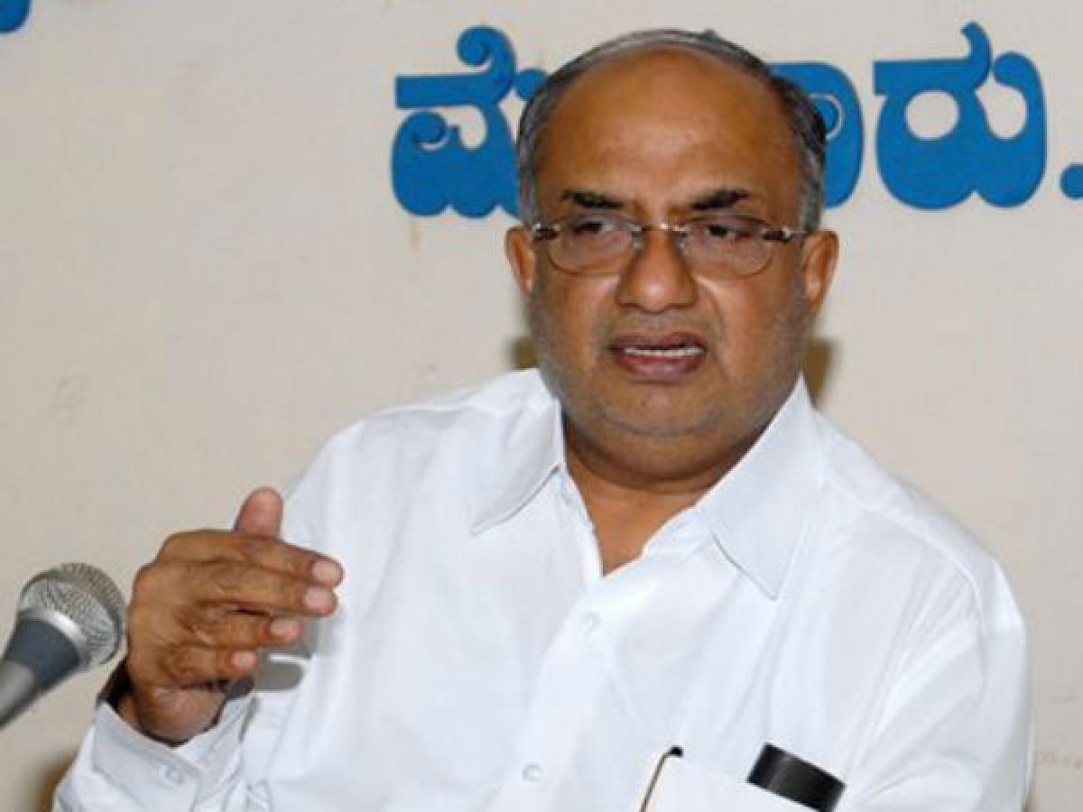 Karnataka Minister Mahadev Prasad passes away, three day mourning announced