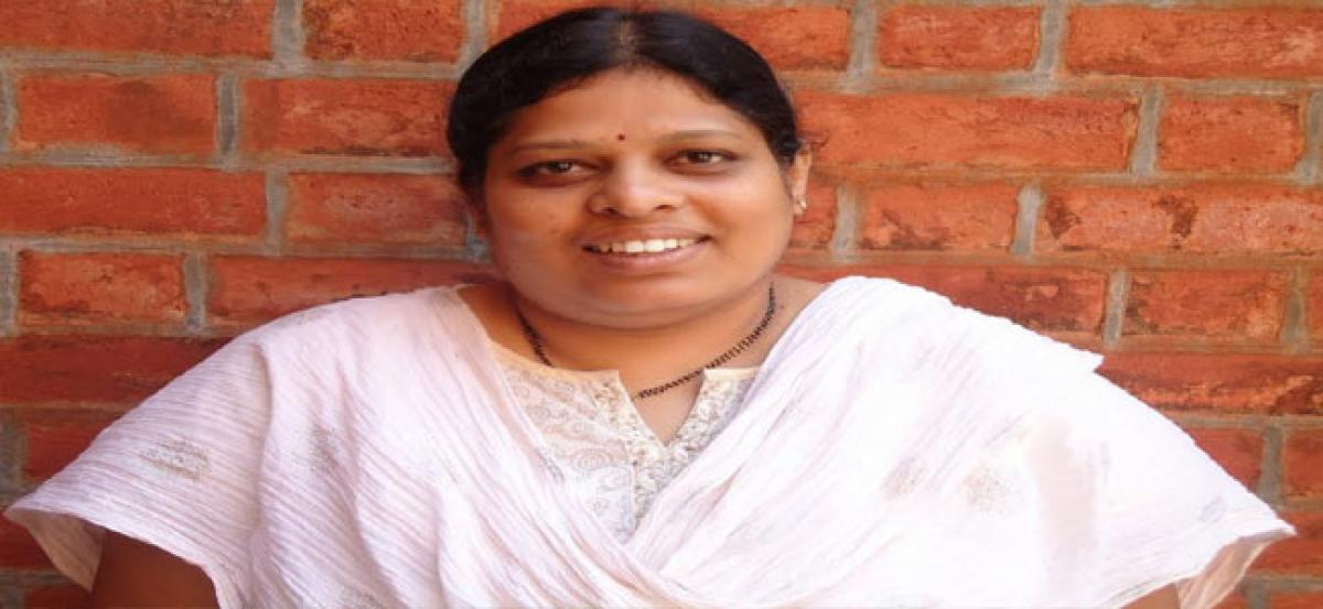 Fulbright fellowship for GITAM teacher