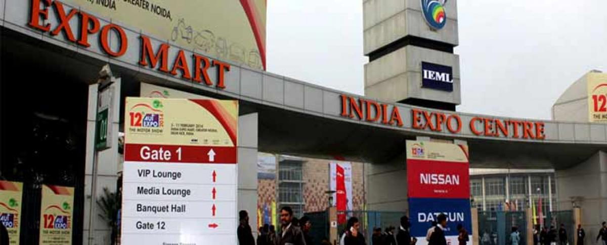 15th PUNE AUTO EXPO FROM 18th FEB. 2016 .