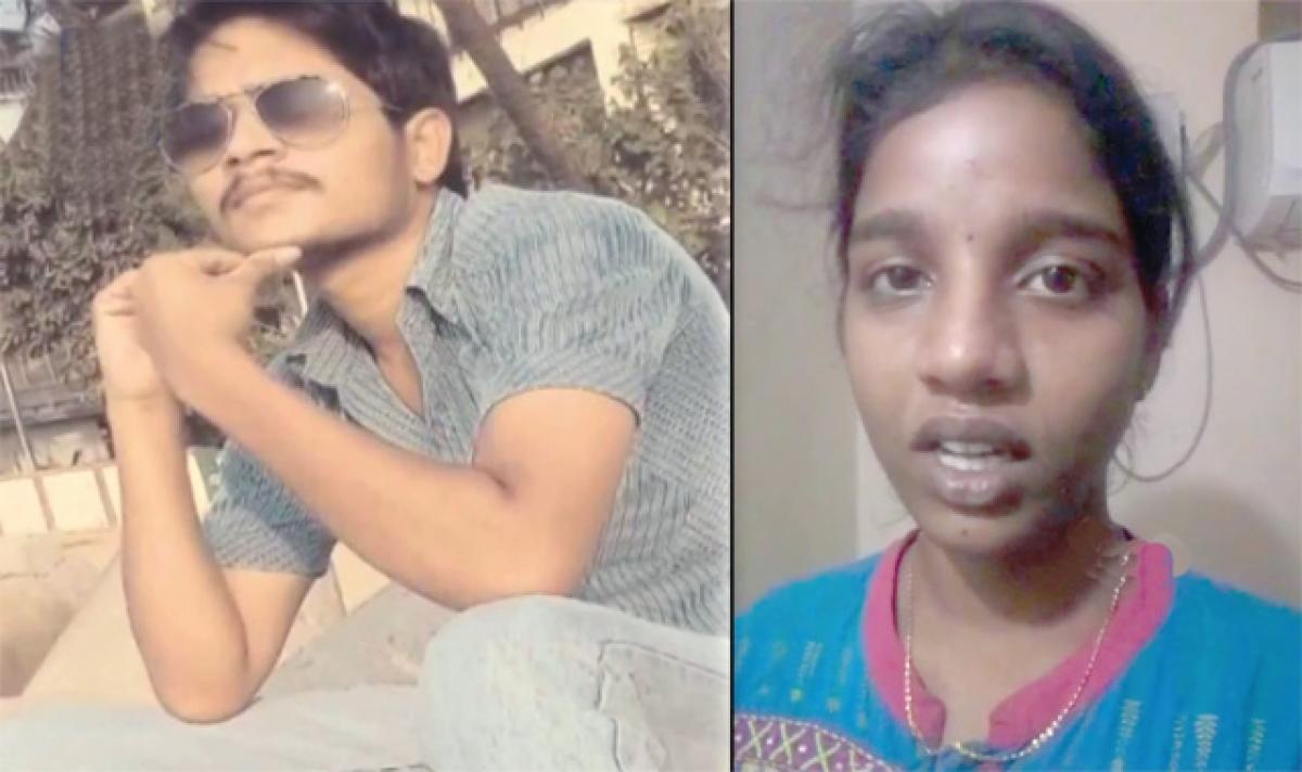 Parents of Naresh seek action against cops