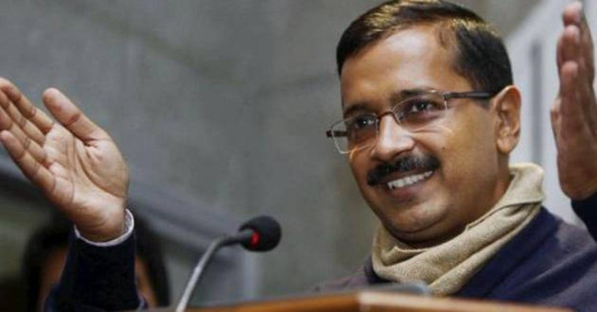 Dont Lose Heart, Keep Fighting: Arvind Kejriwal Tells Aam Aadmi Party Volunteers