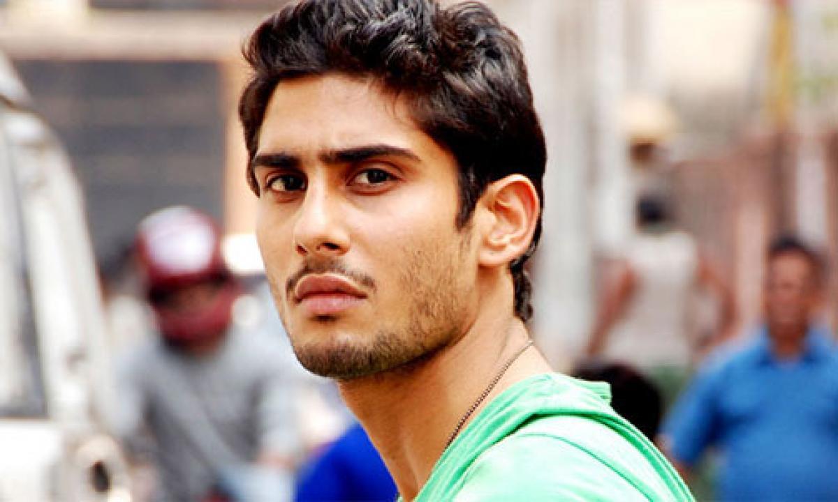Prateik Babbars love for cinema helped him overcome dark times