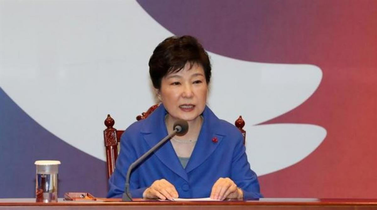 South Koreas constitutional court upholds President Parks impeachment