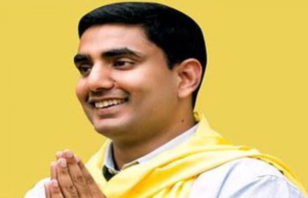 Lokesh to hit road campaign trail today