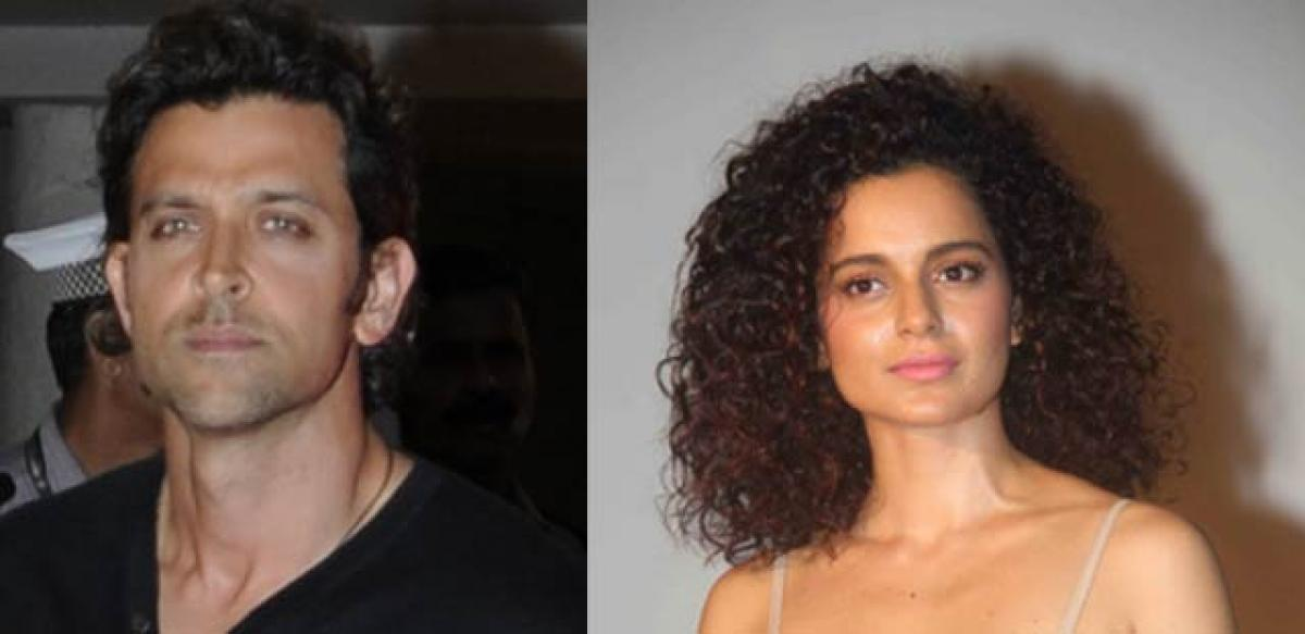 Hrithiks lawyers issue fresh statement in spat with Kangana