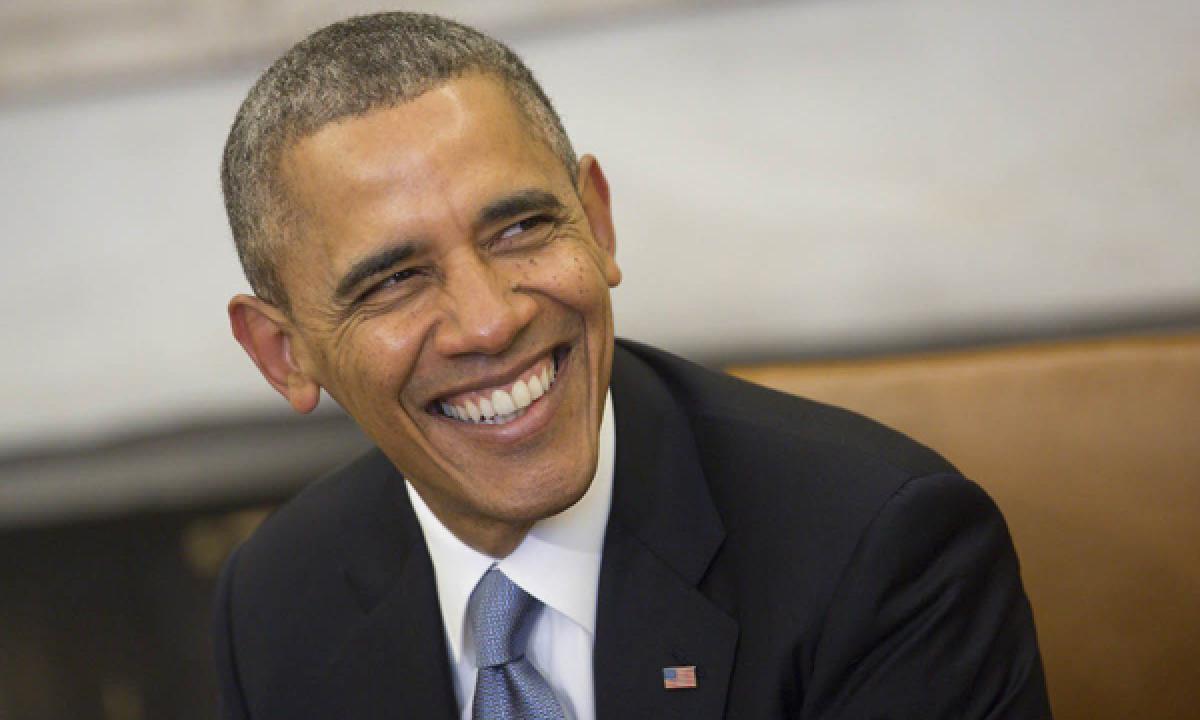Obama ranks 12th best leader in US presidential history
