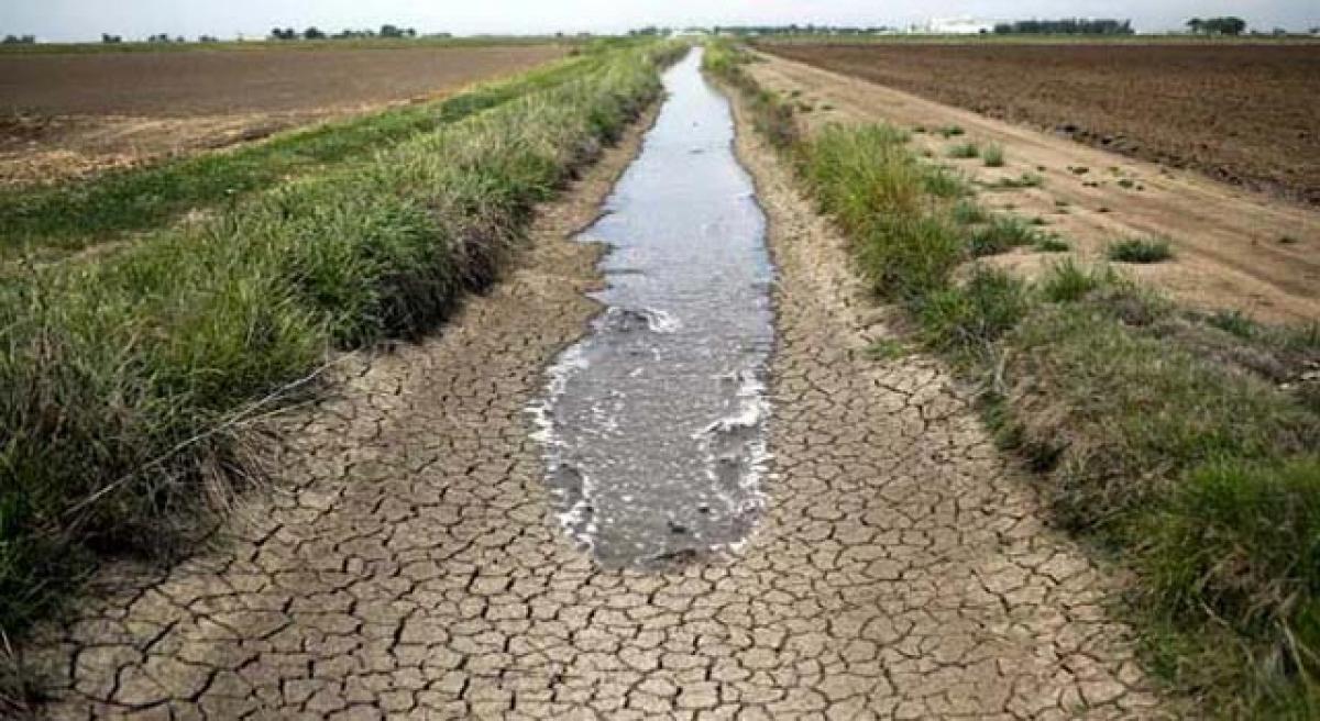Drought sinks farmers into debt bondage