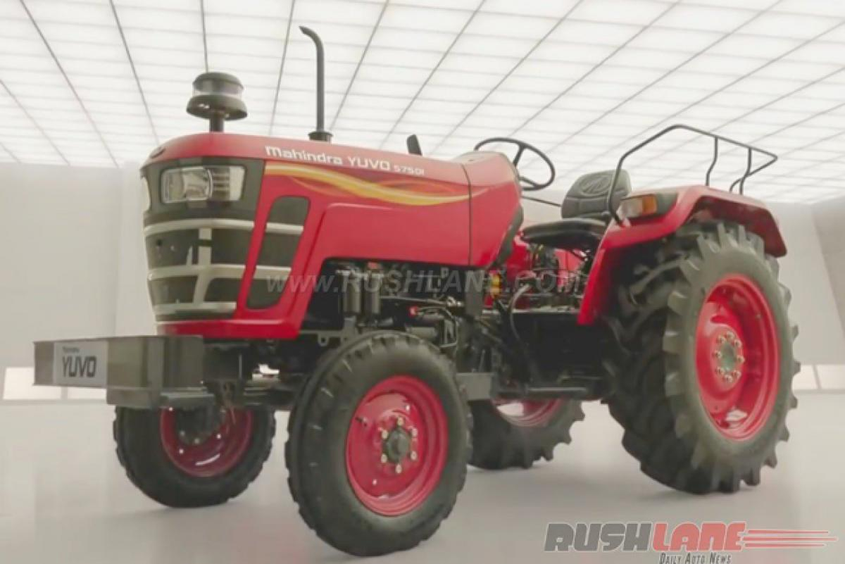 Mahindra plans to develop driverless tractors