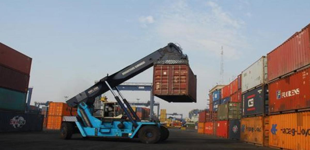 Falling exports can impact jobs
