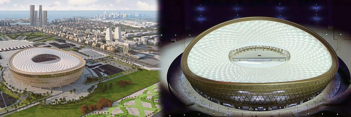 Qatar unveils 2022 World Cup final stadium design