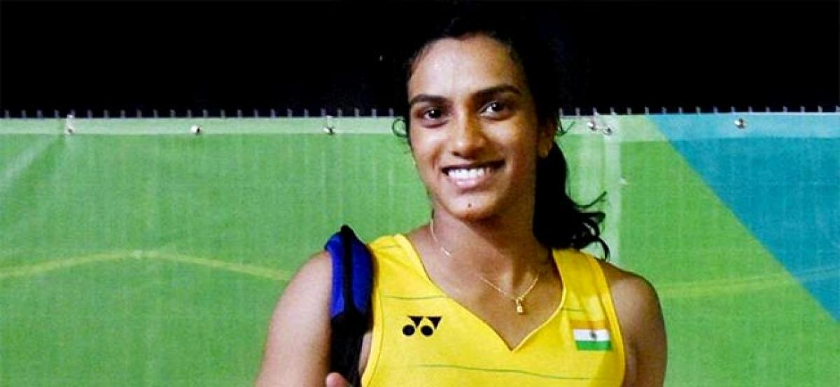 Ill look to play without pressure, says Sindhu