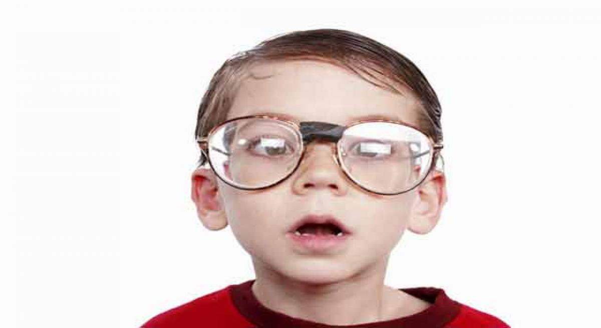Vision problems may put kids at increased risk of ADHD