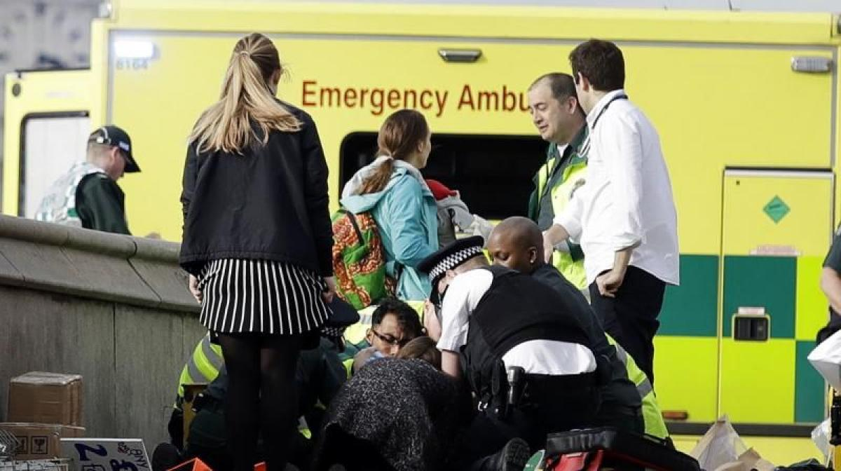 UK Parliament attack: 5 dead including cop, alleged assailant; 40 hurt