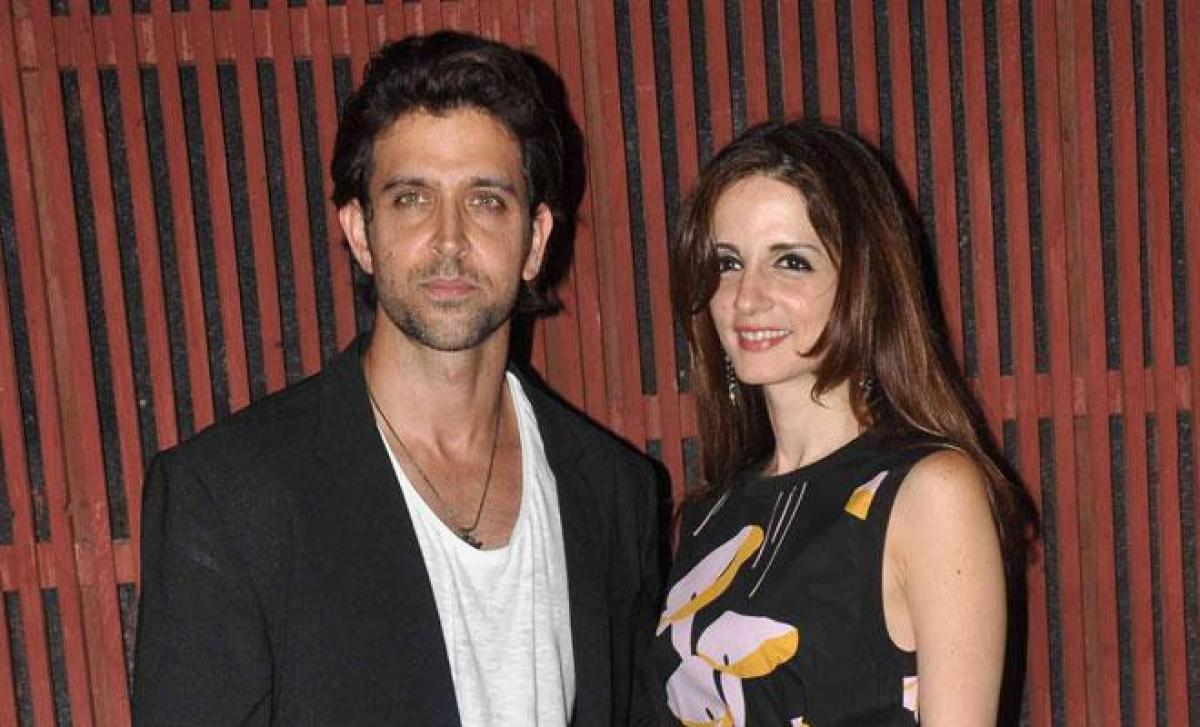 Sussanne-Hrithik setting an excellent example of parenthood….Reconciliation doesnt matter