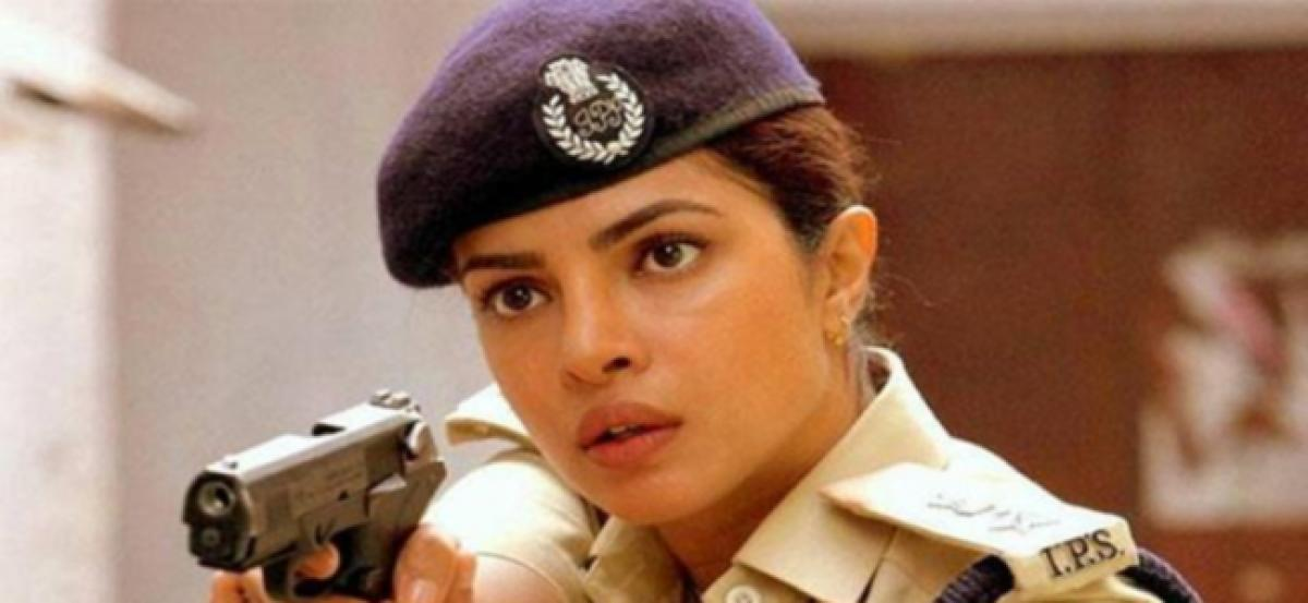 Priyanka Chopra In Jai Gangaajal: Review