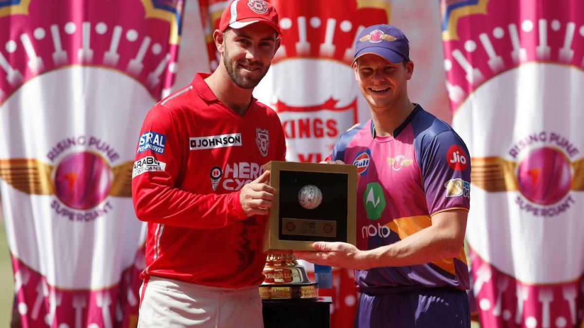Kings XI Punjab opt to field against Supergiants