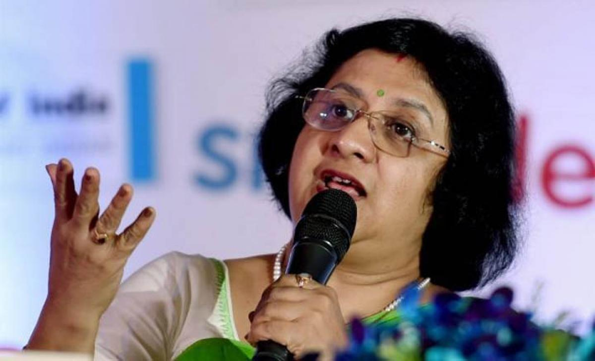 SBI chairperson tops list of most powerful biz women again