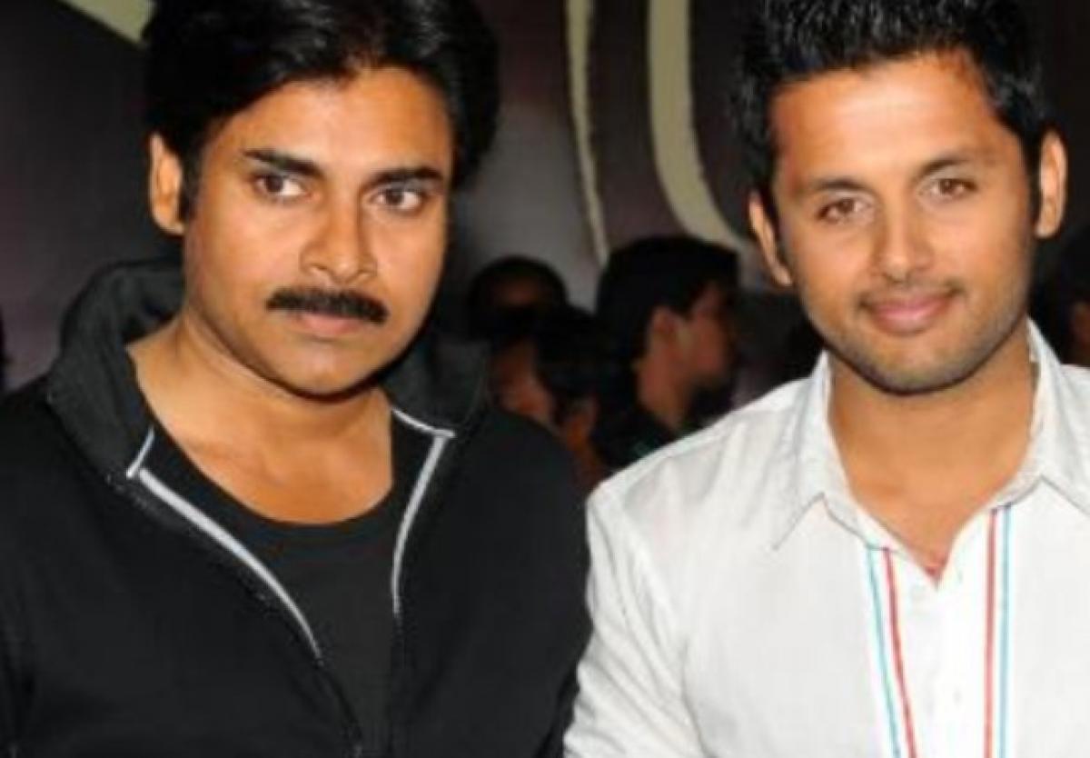 Pawan Kalyan to grace Nithiin