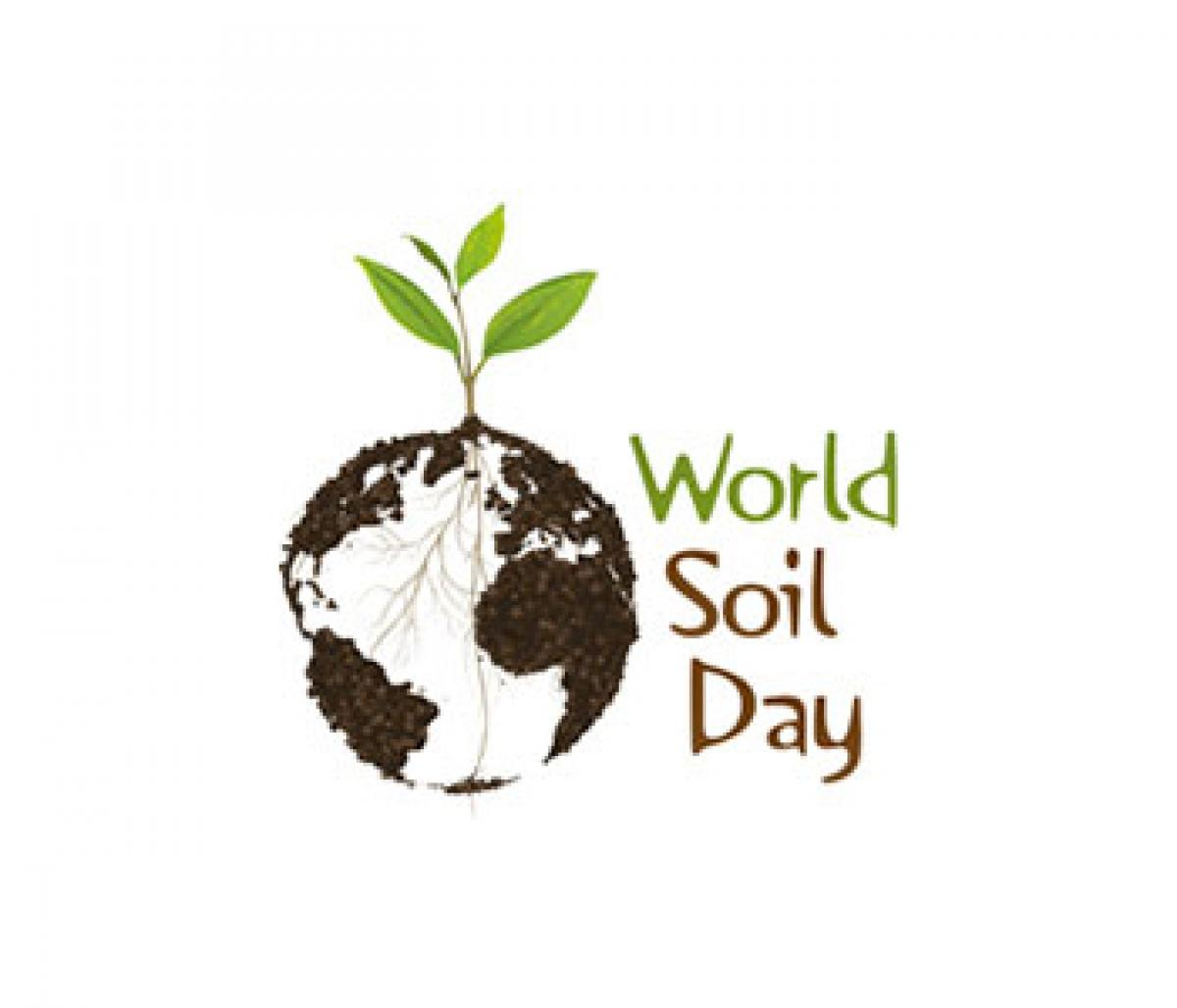 Farmers Advised to test soil World Soil Day