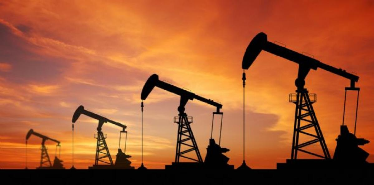 Oil prices fall amid ample supplies