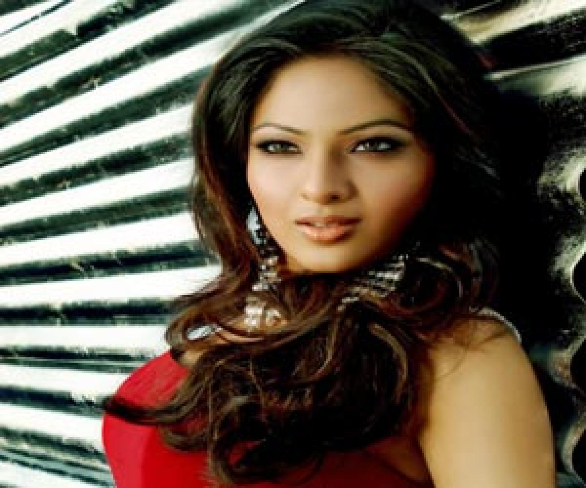 I was in love: Nikesha Patel
