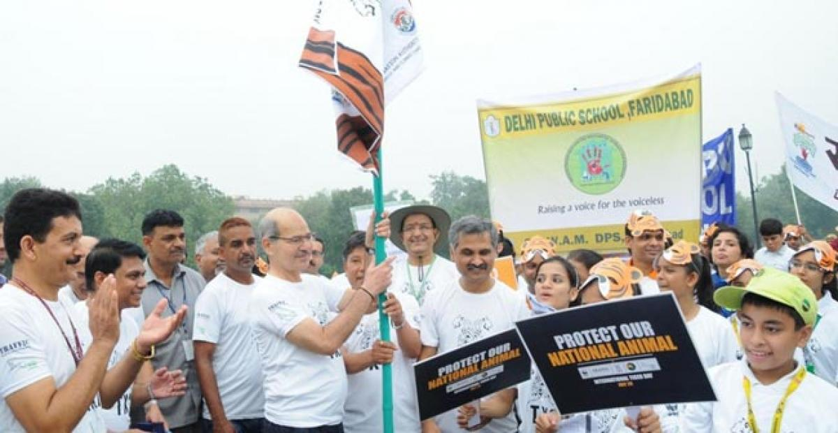 Come visit India to see tigers: Environment Minister to foreign tourists