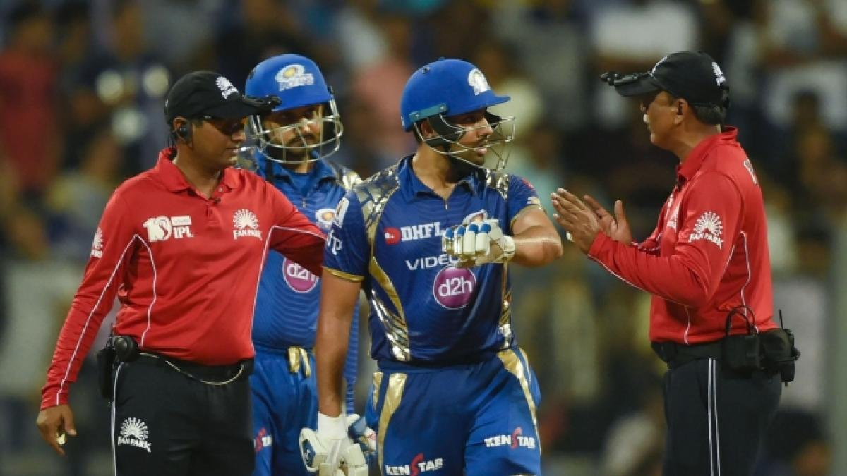 Rohit Sharma fined 50% of match fee for showing dissent