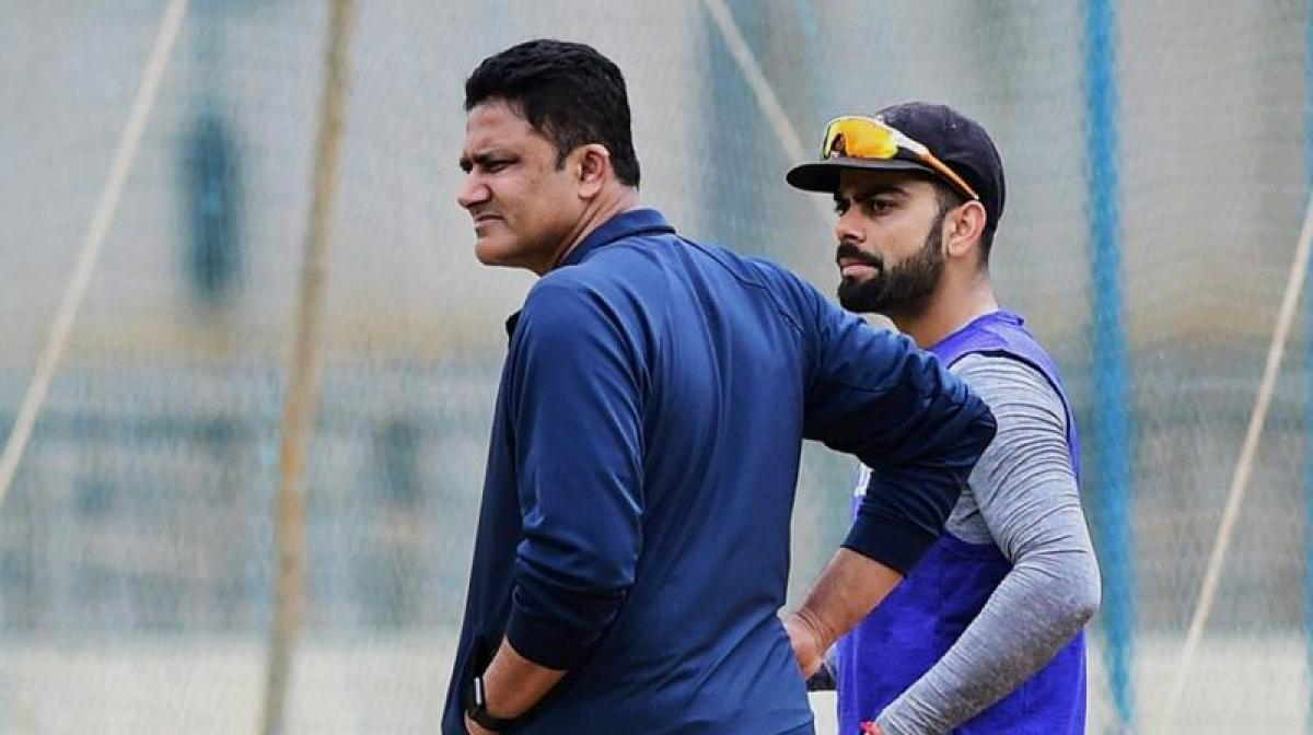Kohli on Kumbles Team India contract: BCCI following due process