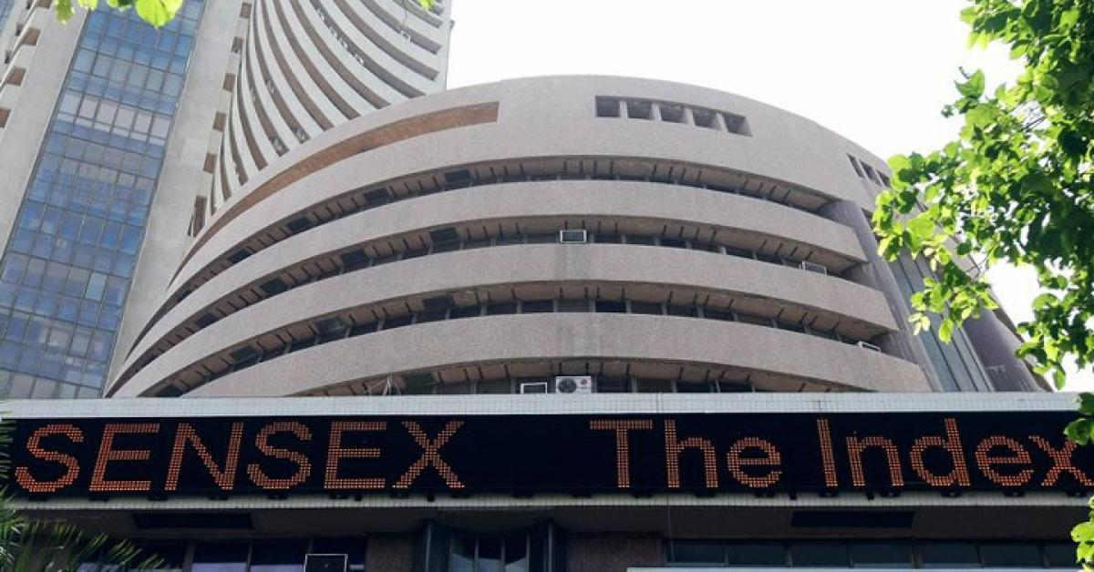 BJPs defeat hits market as Sensex tanks