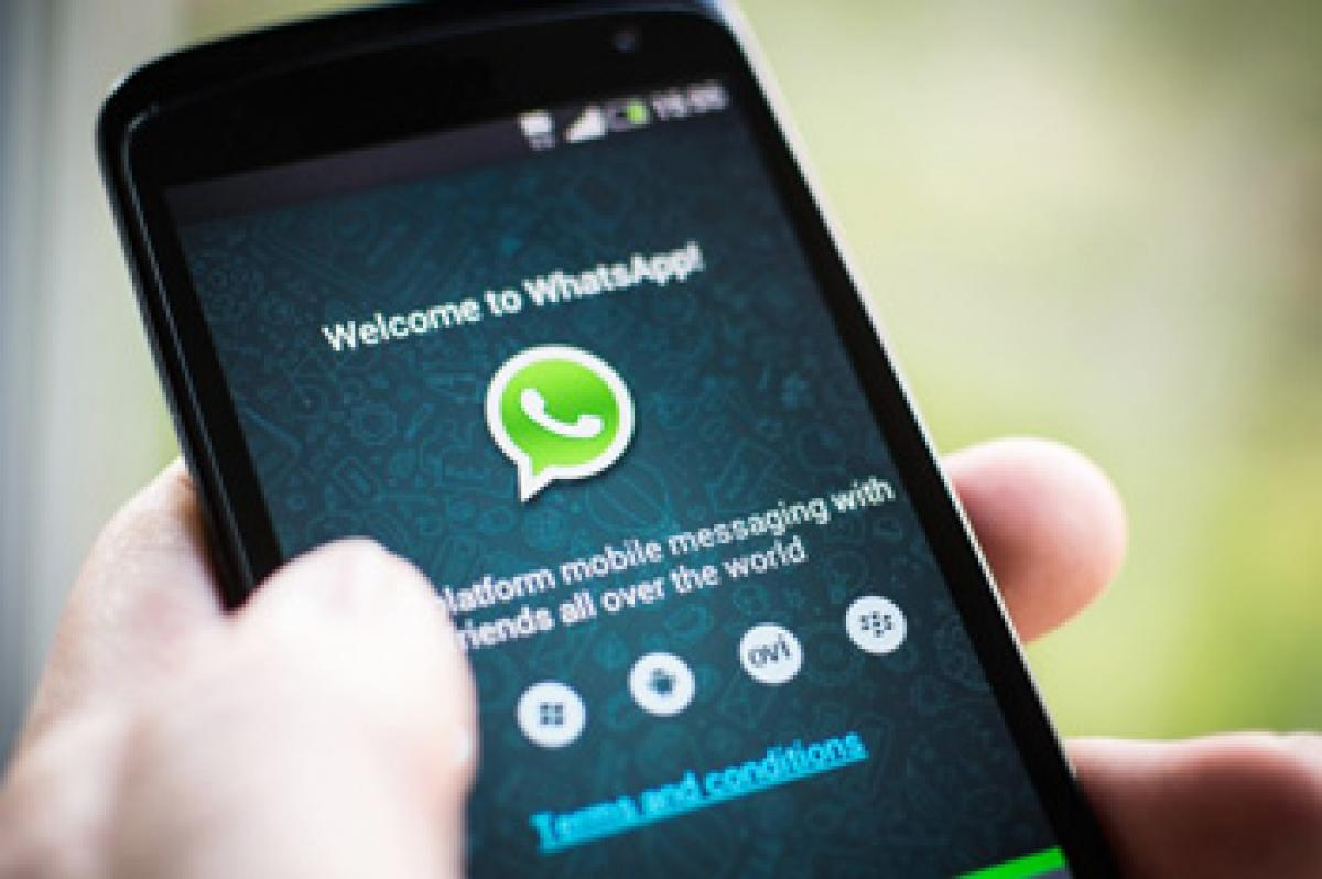 WhatsApp for Android gets shared link history tab