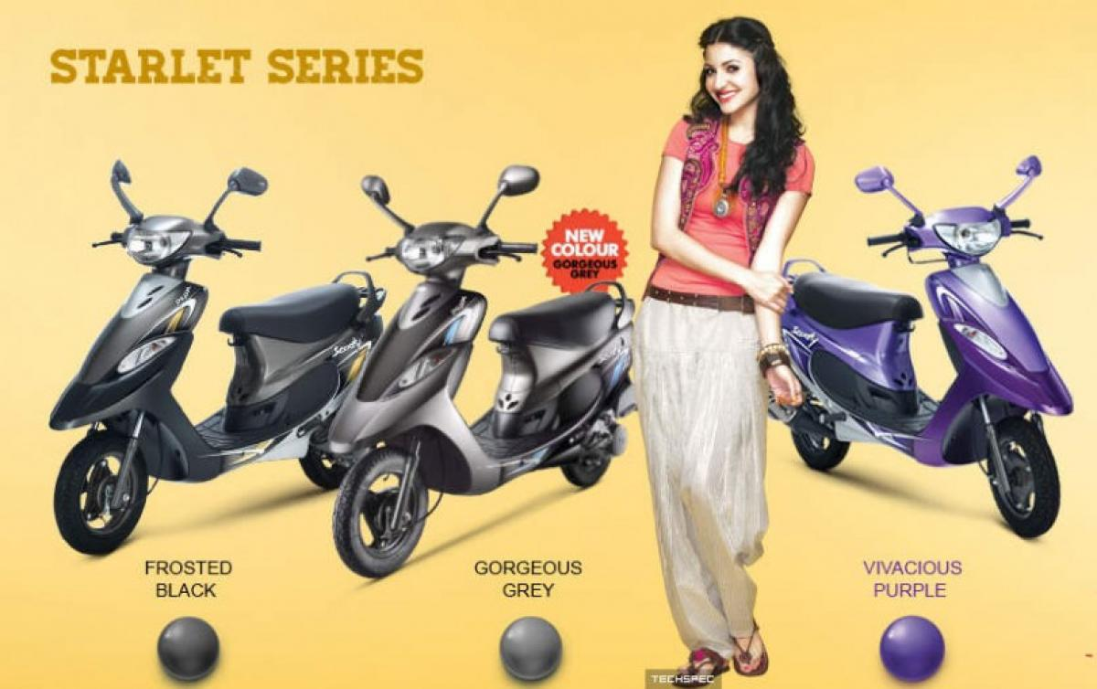 Check out: 2016 TVS Scooty Pep Plus specifications, price