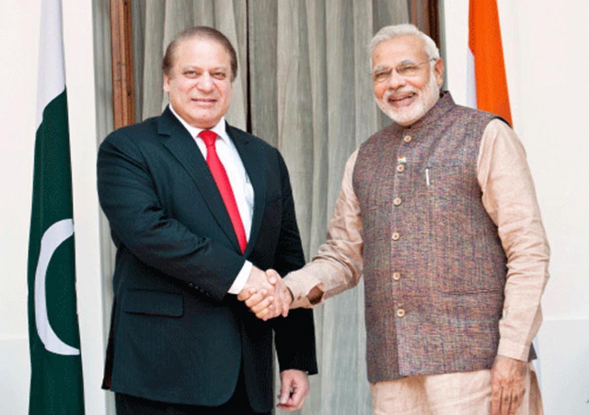 Nawaz Sharif approves agenda for talks with India