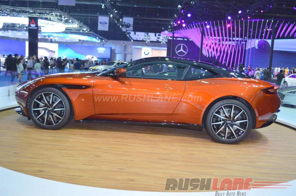 Check out: Aston Martin DB11 features at Bangkok Motor Show