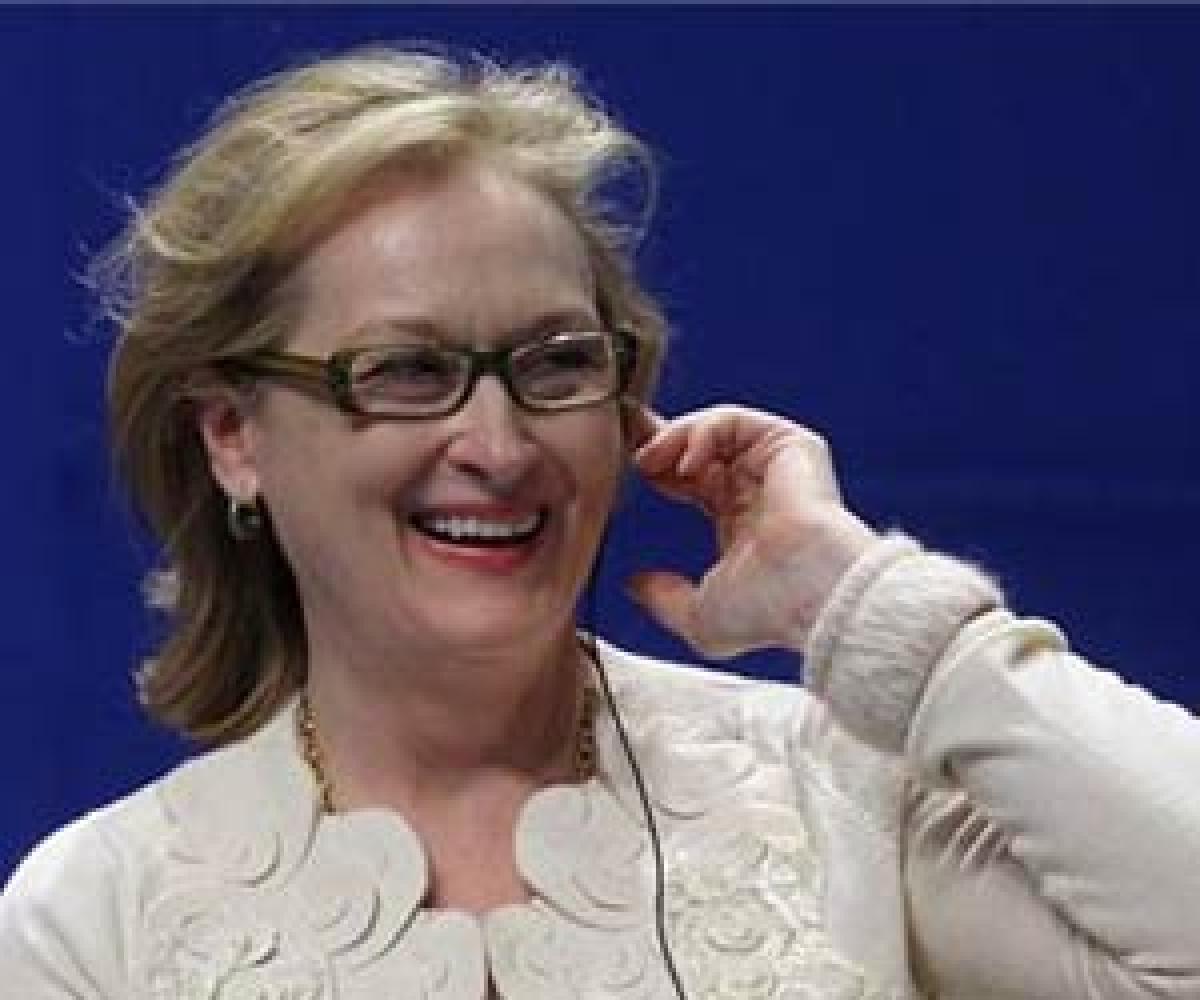 Meryl Streeps love-life unwind in her biography