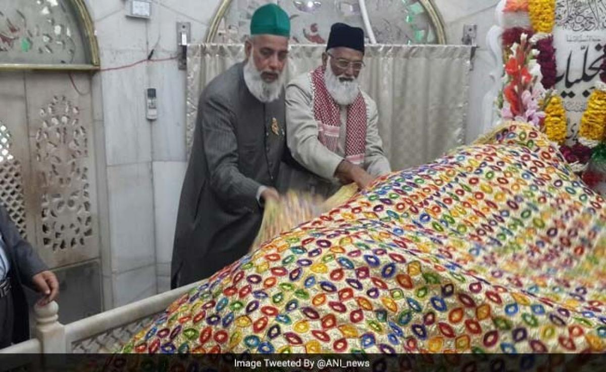 Missing Indian clerics return home from Pakistan