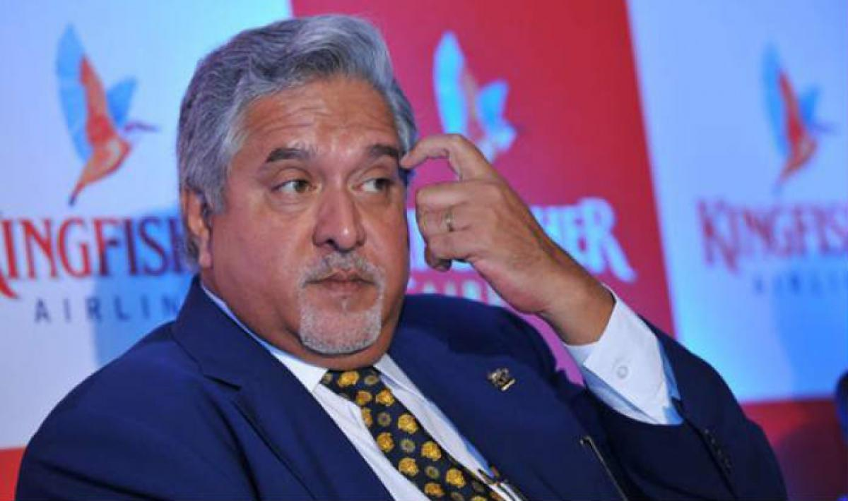Hyderabad court issues NBWs against Mallya in dishonoured cheques to GMR airport case