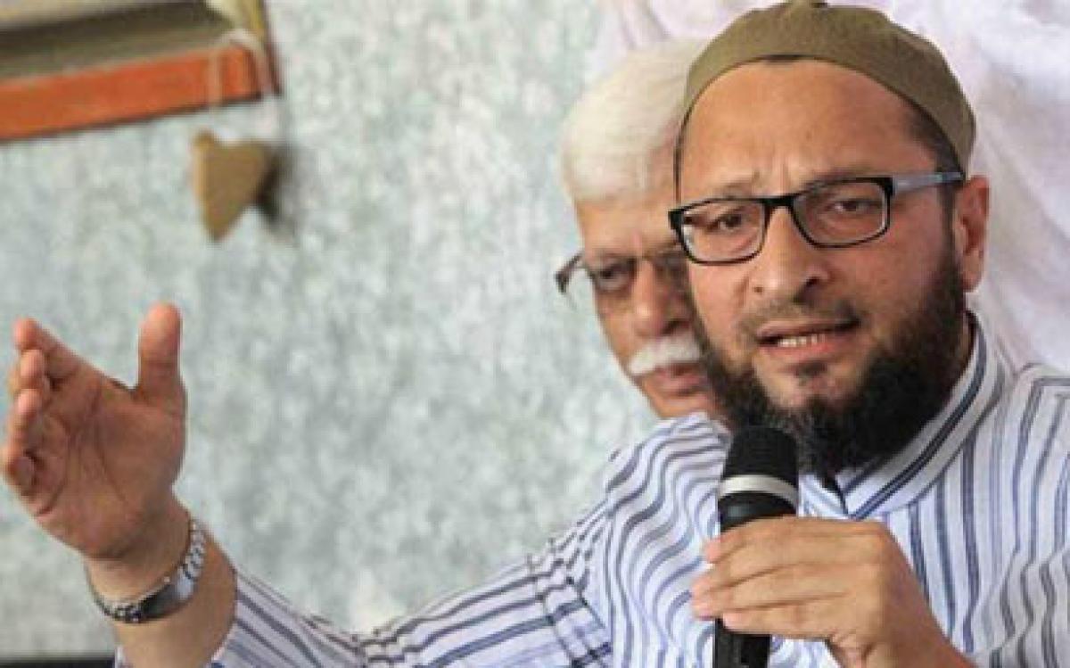 Asaduddin Owaisi granted Bail