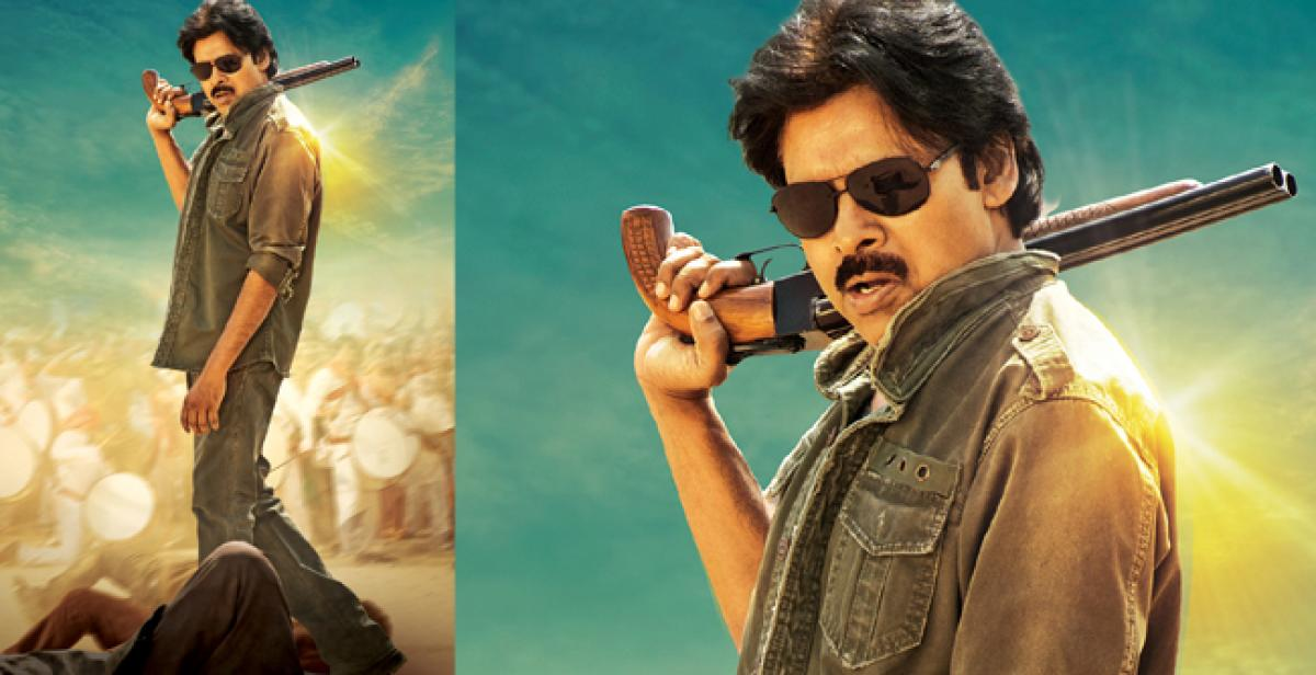 Sardaar Gabbar Singh-The countdown begins for Pawan Kalyan Check photos