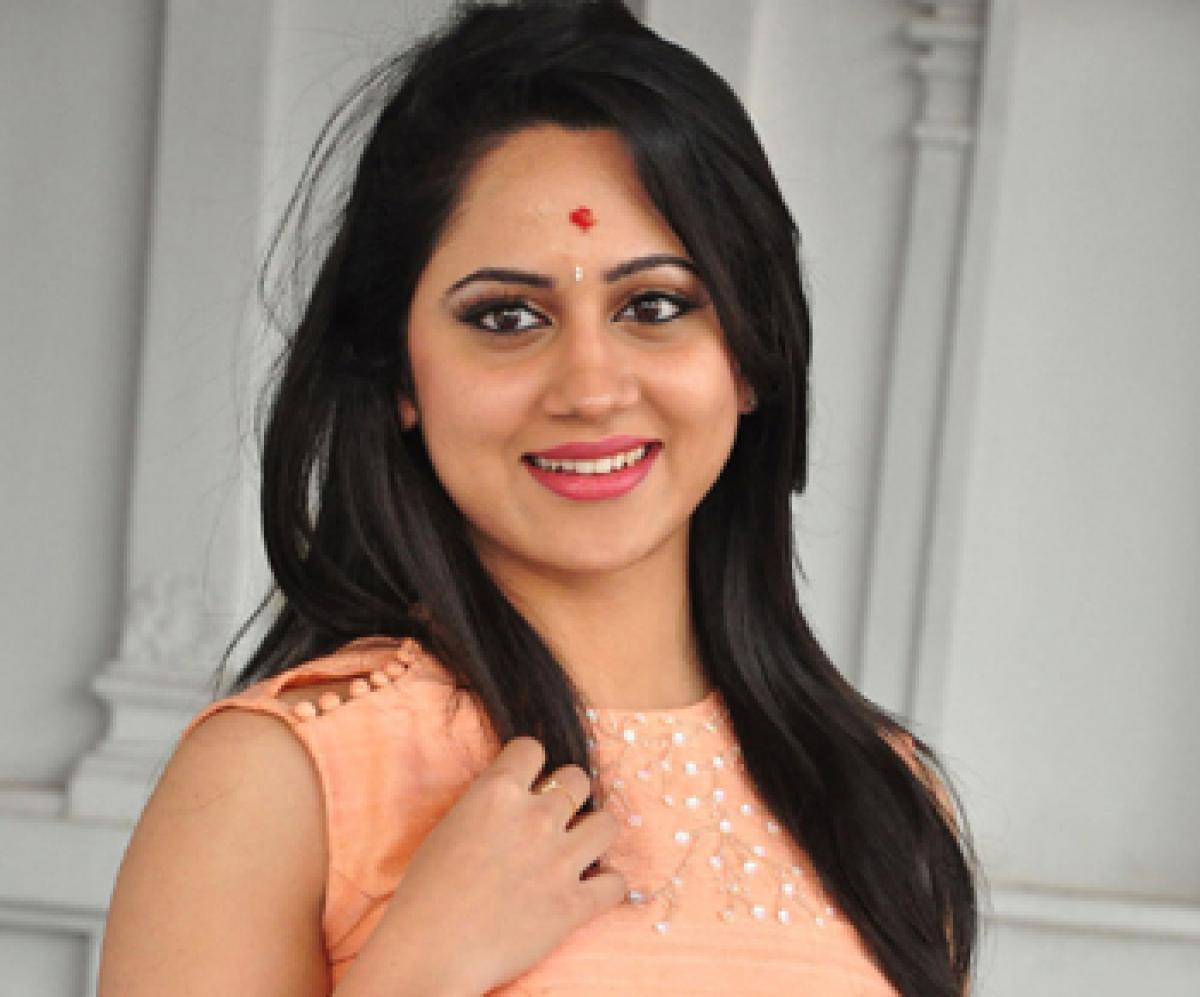 Miya George to romance Sunil