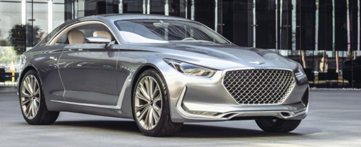 Genesis to develop N-tuned coupe to rival BMW M4