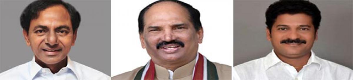 Telangana State leaders embark on Mission 2019