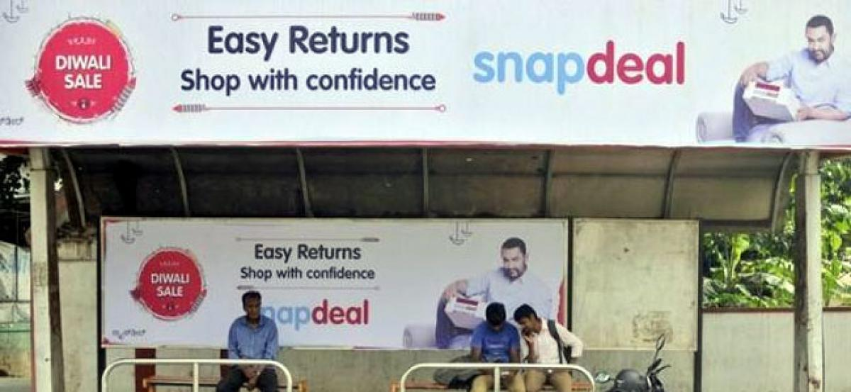 Indian online marketplace Snapdeal raises $200 million