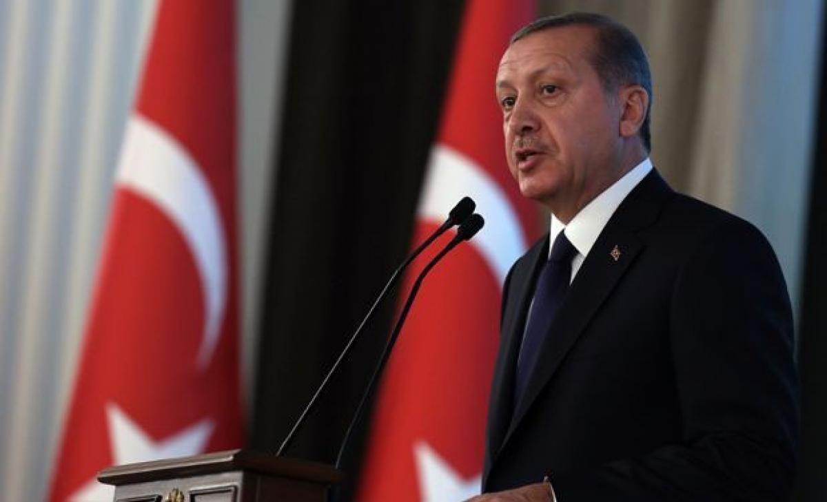 Turkish President Recep Tayyip Erdogan in China for talks amid Uighur strains