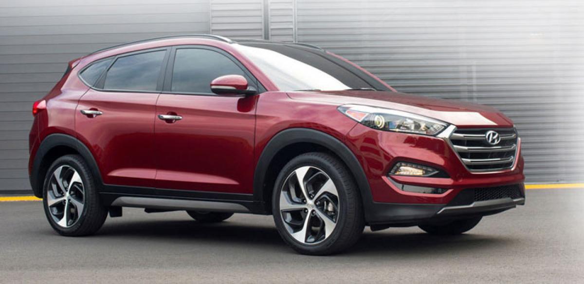 Hyundai considering Tucson based SUV for India